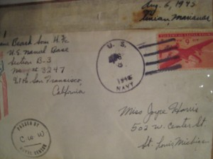 Duane Beard's Mail